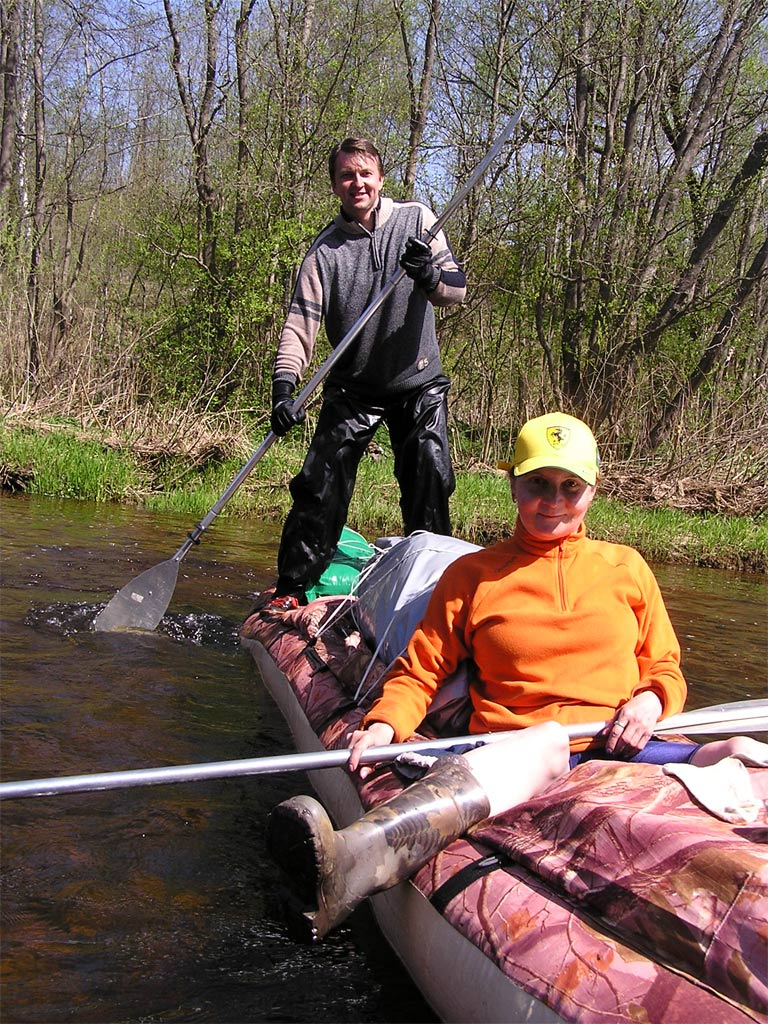 осуга приток тверцы рыбалка