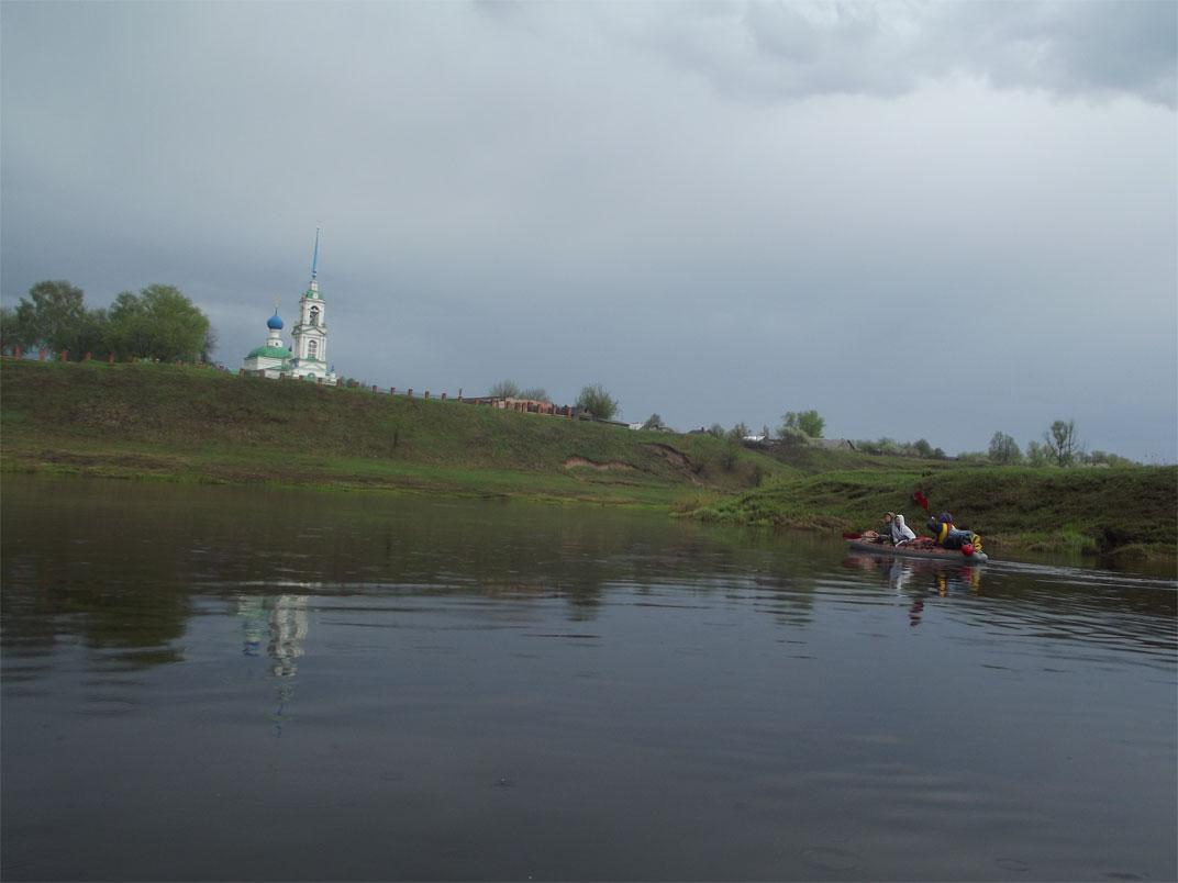 рыбалка в петровском на нерли